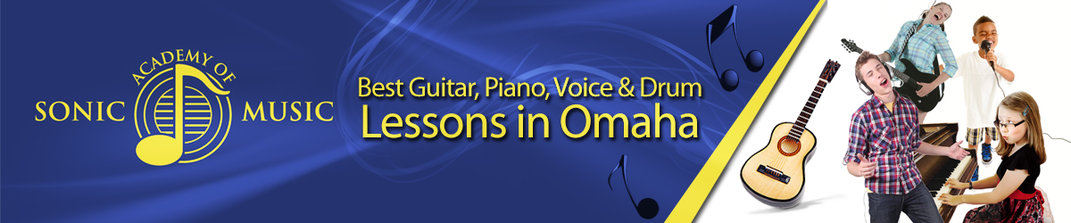 Guitar, Piano, Voice, Drum lessons in Omaha