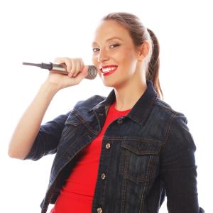 Singer_is_happy
